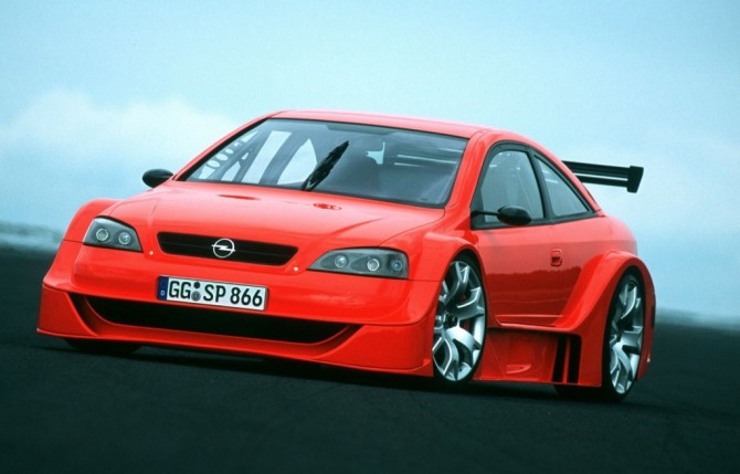 astra opc extreme 2001