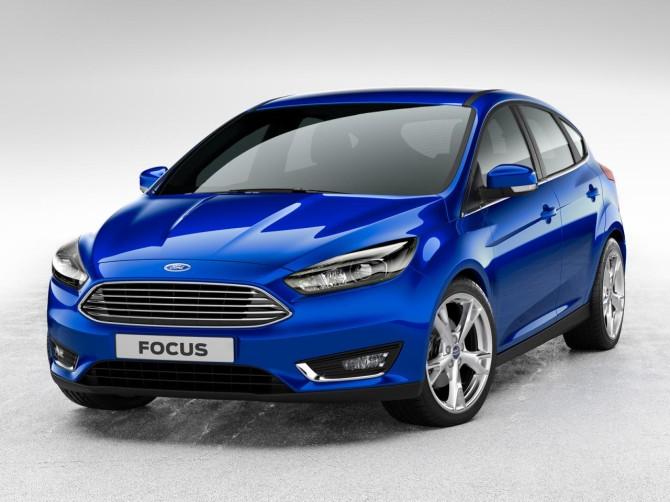 novo ford focus 1