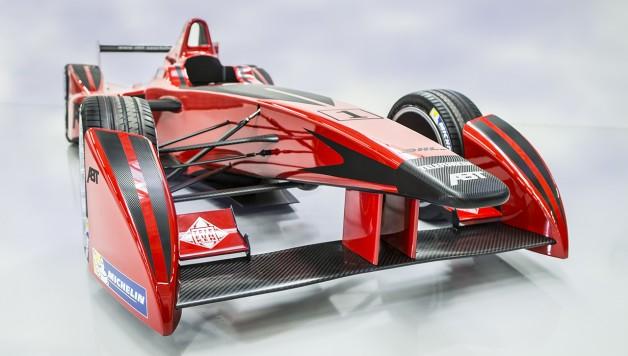 ABT FIA Formula-E Racer