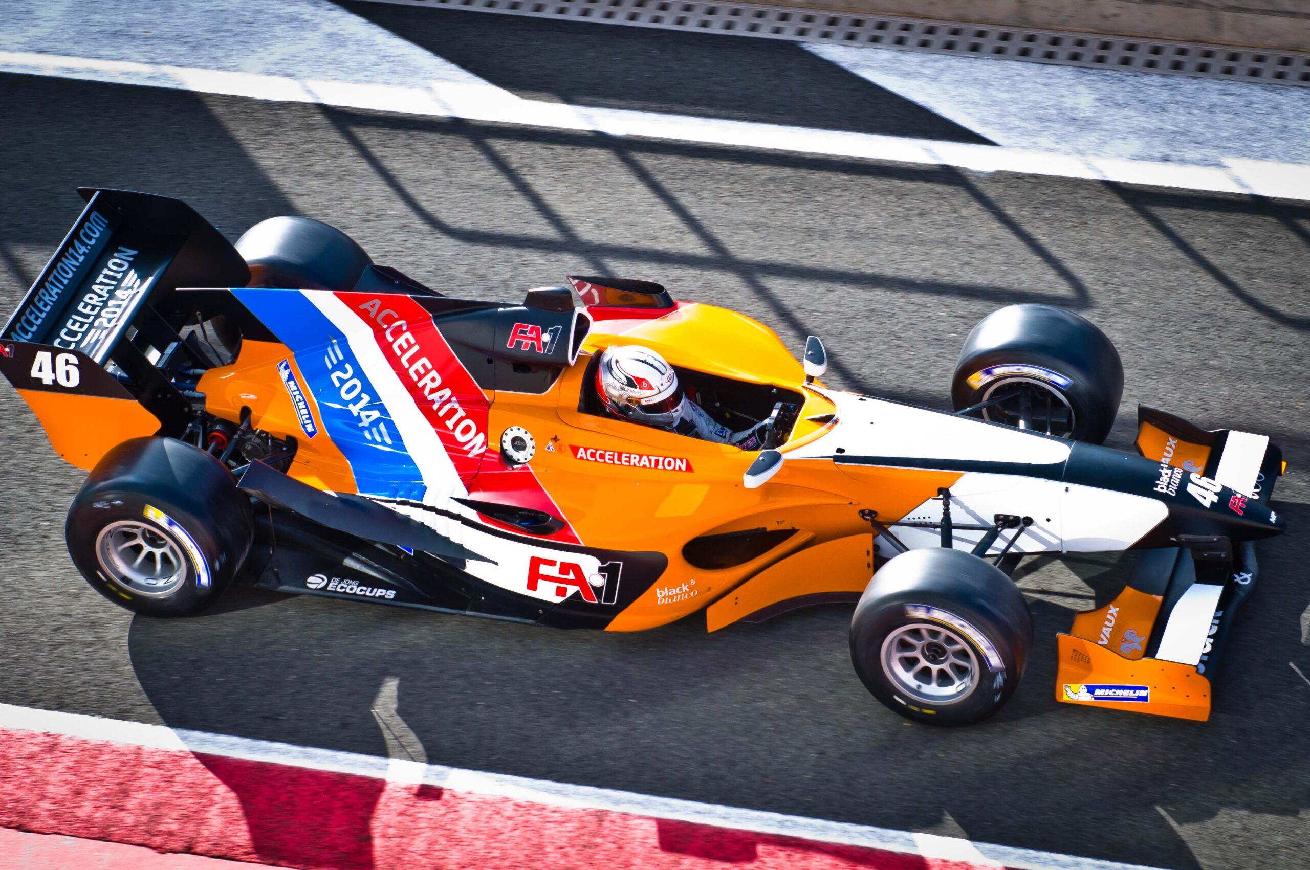 Acceleration 2014 FA1