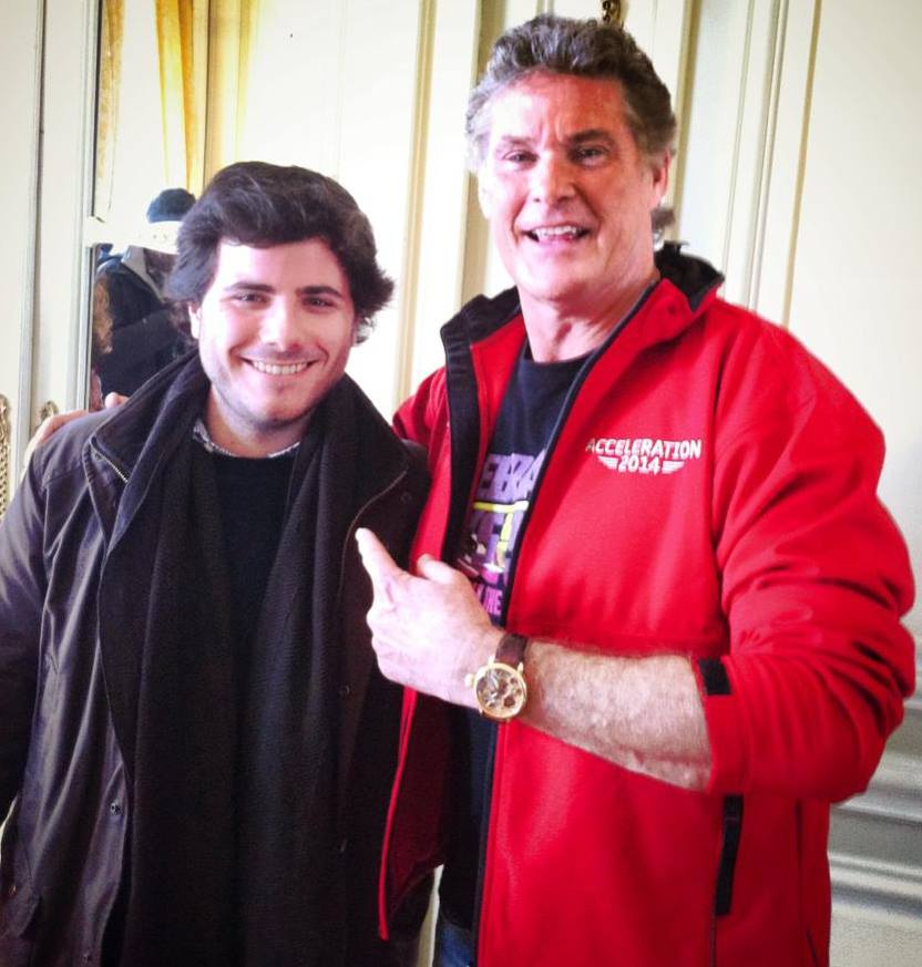 Accelration 2014 David Hasselhoff 4