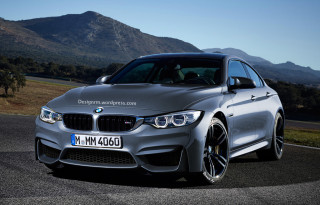 BMW M4 Gran Coupe 1
