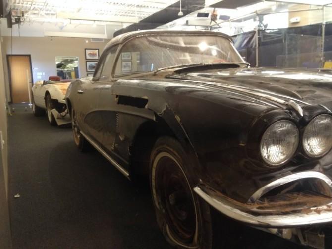 Corvette C1 1962