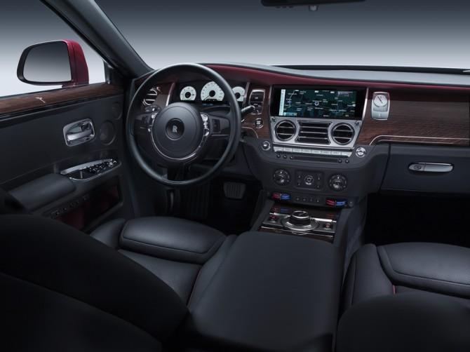 Rolls Royce Ghost Serie II 8