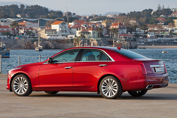 Cadillac CTS (2)