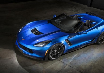 Chevrolet Corvette Z06 Convertible 1