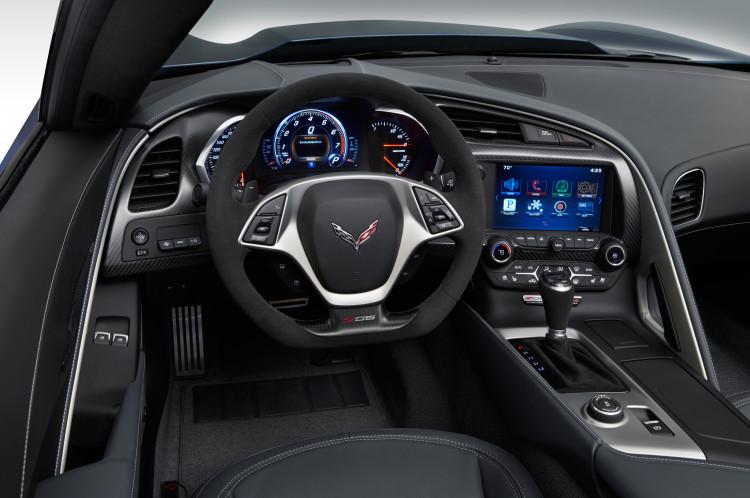 Chevrolet Corvette Z06 Convertible 15