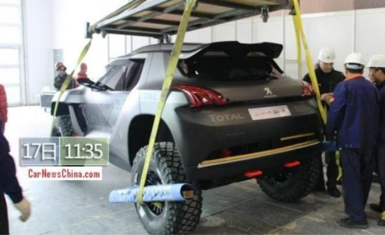 Peugeot 2008 DKR Beijing 1