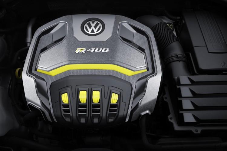 Volkswagen Golf R 400 concept 10