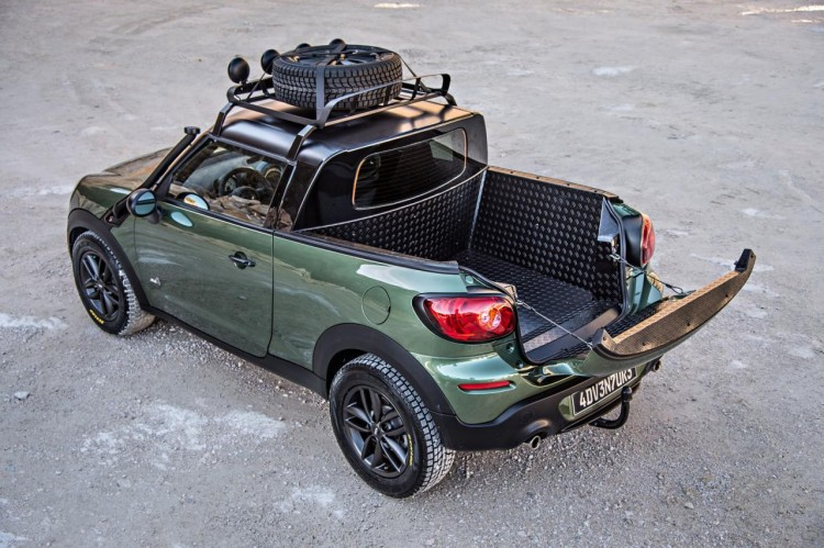 mini paceman pick up  15