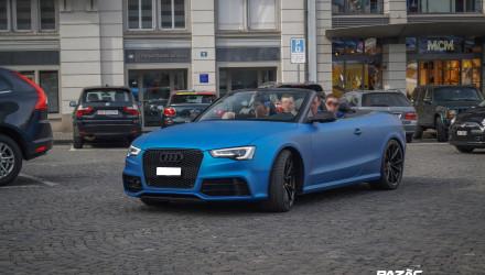 Audi RS5 B8 cabrio