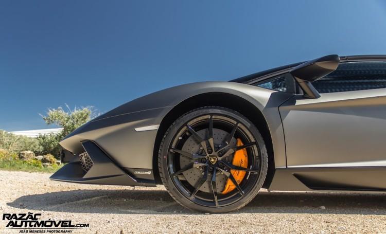 Lamborghini Aventador Roadster 50th anniversary 3