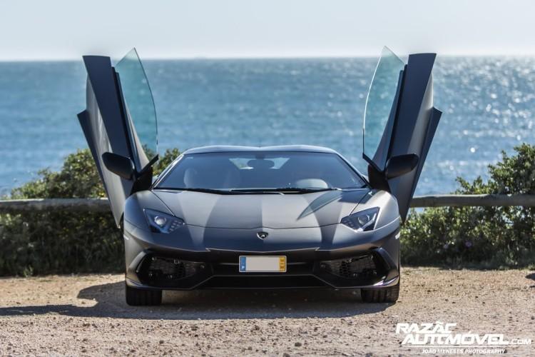 Lamborghini Aventador Roadster 50th anniversary 5
