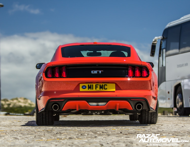 Novo Ford Mustang Portugal