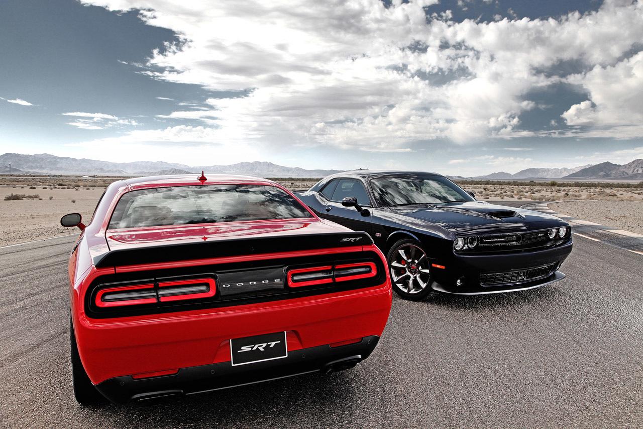 Dodge Challenger Srt Hellcat Ainda Mais Forca