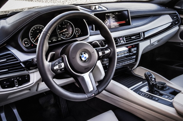 Novo BMW X6 (74)