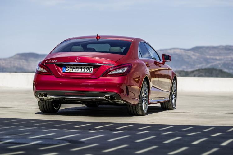 Novo Mercedes CLS 2015 (2)