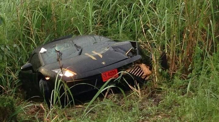 lamborghini acidente 2