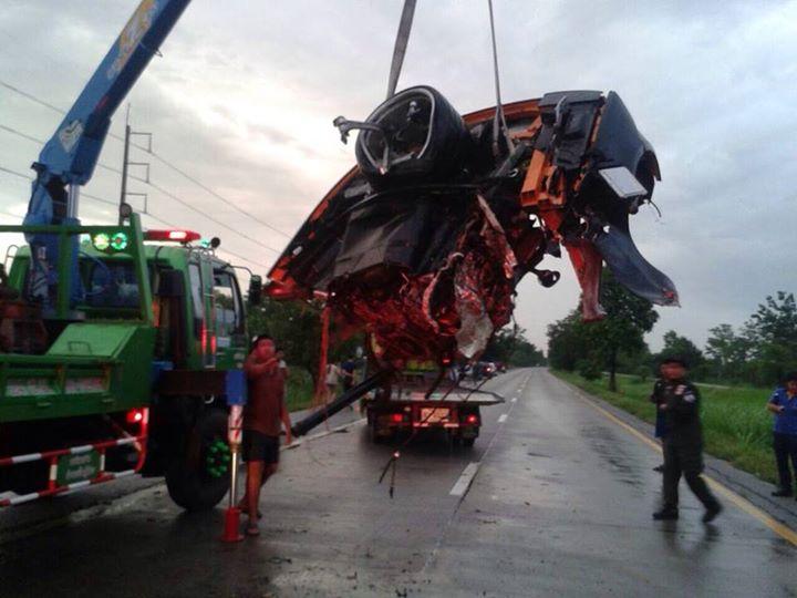 lamborghini acidente 5