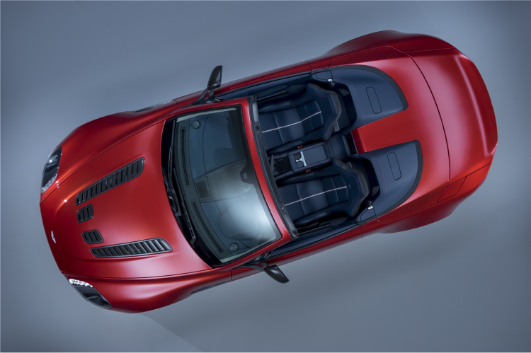 Aston Martin Vantage V12 S Roadster (10)