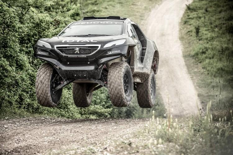 Peugeot 2008 DKR 4