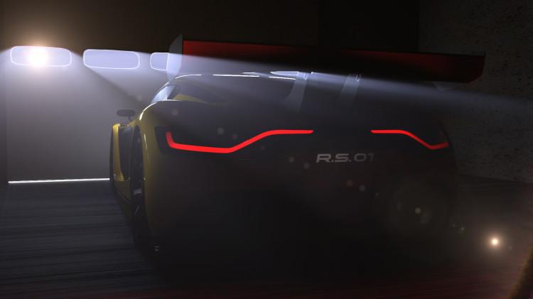 Teaser_Renault Sport RS 01