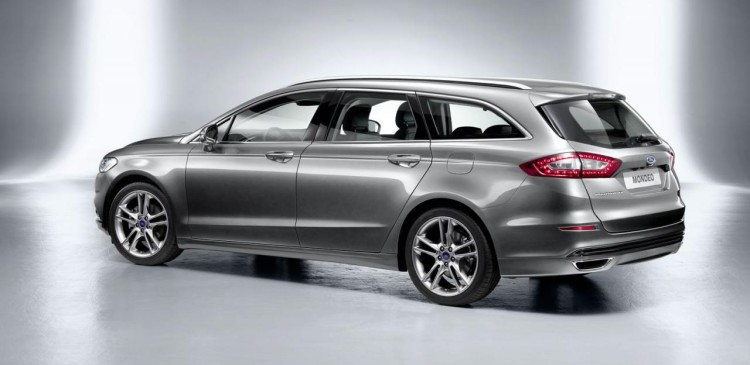 FORD MONDEO 2015 7