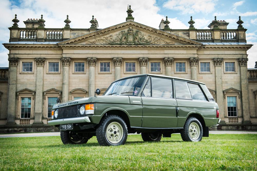 Range Rover original