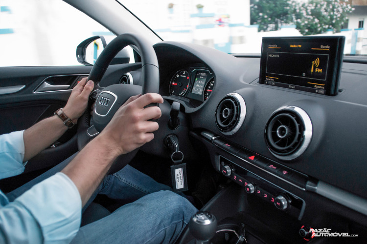 Audi A3 Limousine 1.6 Tdi-10