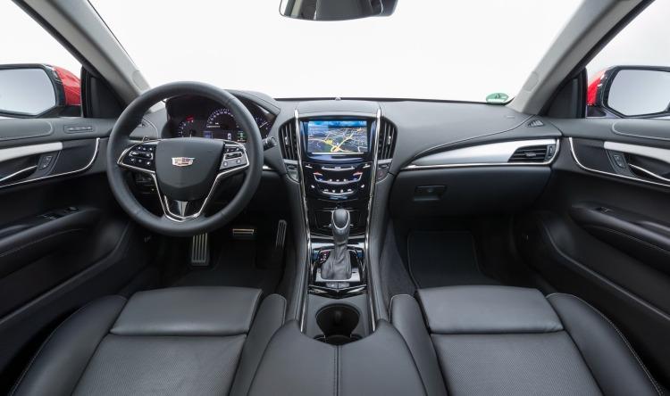 Cadillac ATS Coupe versão EU (5)