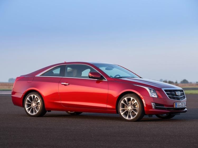 Cadillac ATS Coupe versão EU (6)