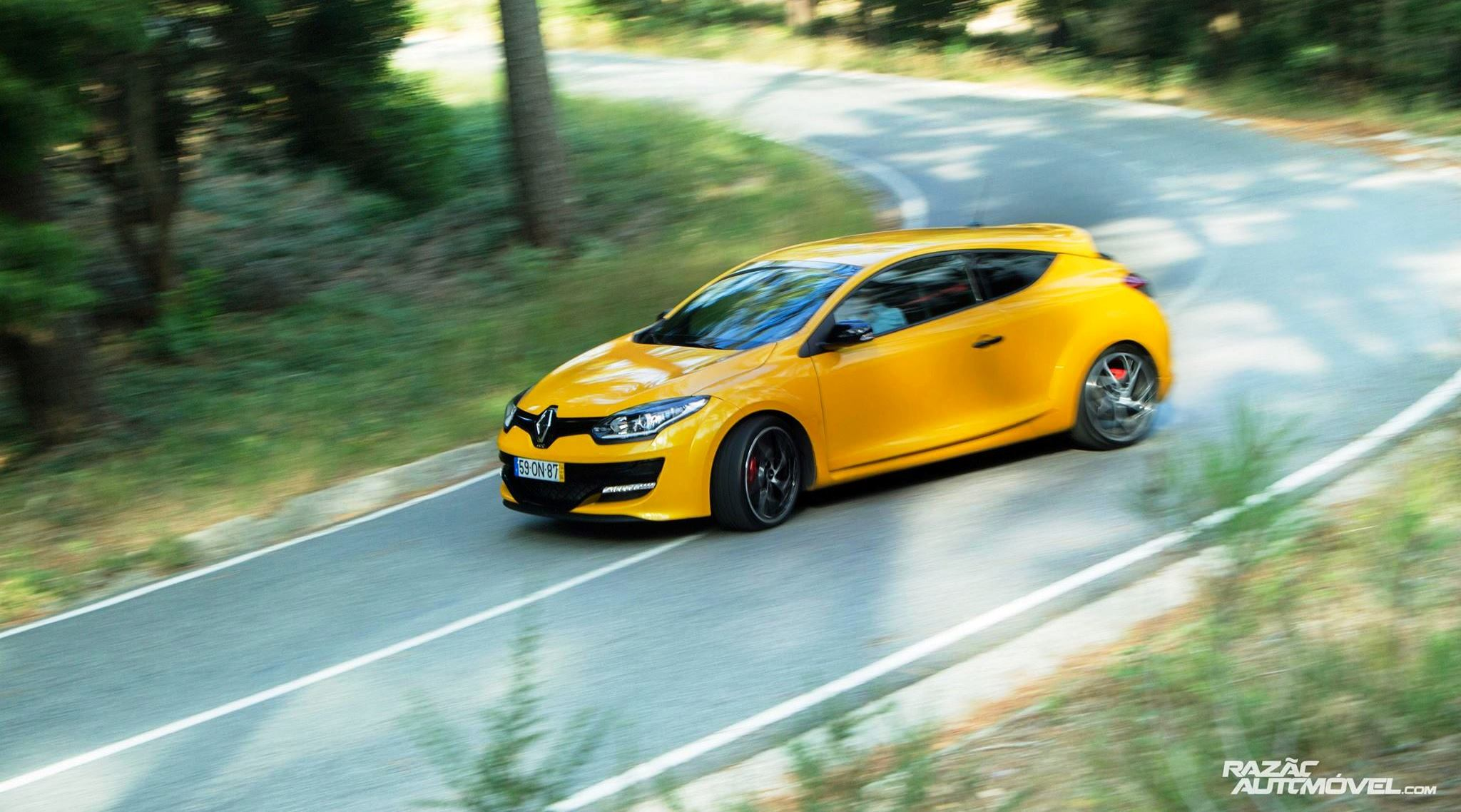 2014 Renault Megane RS