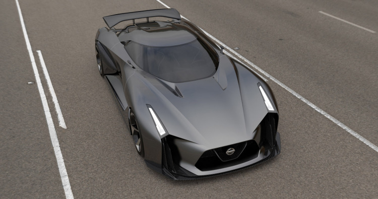 Nissan GT-R 2018 2