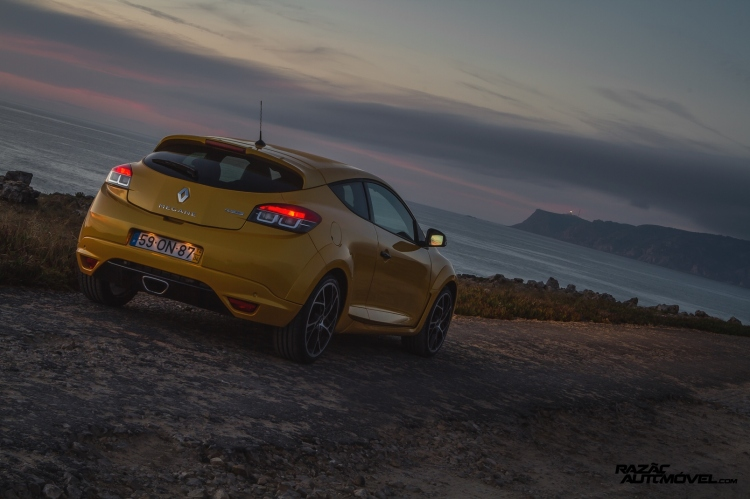 Sunset RENAULT MEGANE RS 05