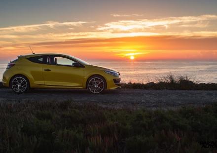 Sunset Renault MEGANE RS 01