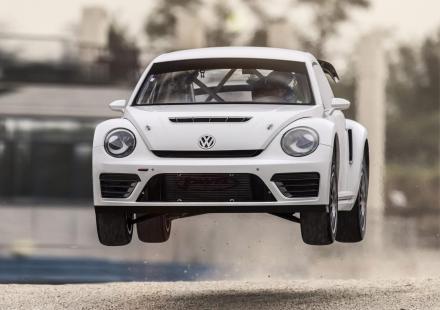 volkswagen beetle 1.6 tsi rallycross