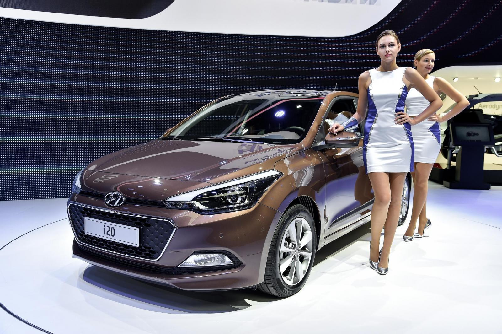 Hyundai I20 Conquista Do Velho Continente