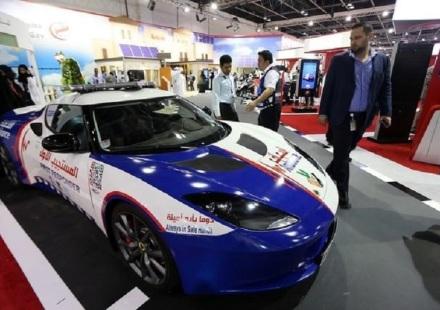 Lotus Evora Dubai