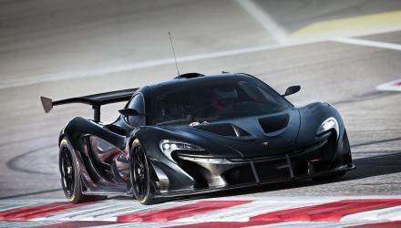 McLaren P1 GTR 1