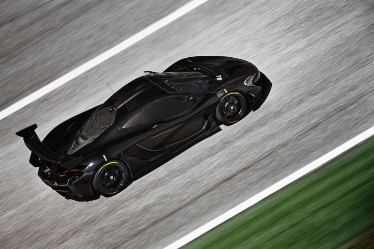 McLaren P1 GTR 3