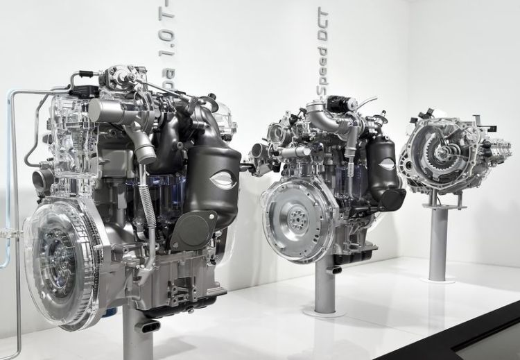new tgdi engine and dct