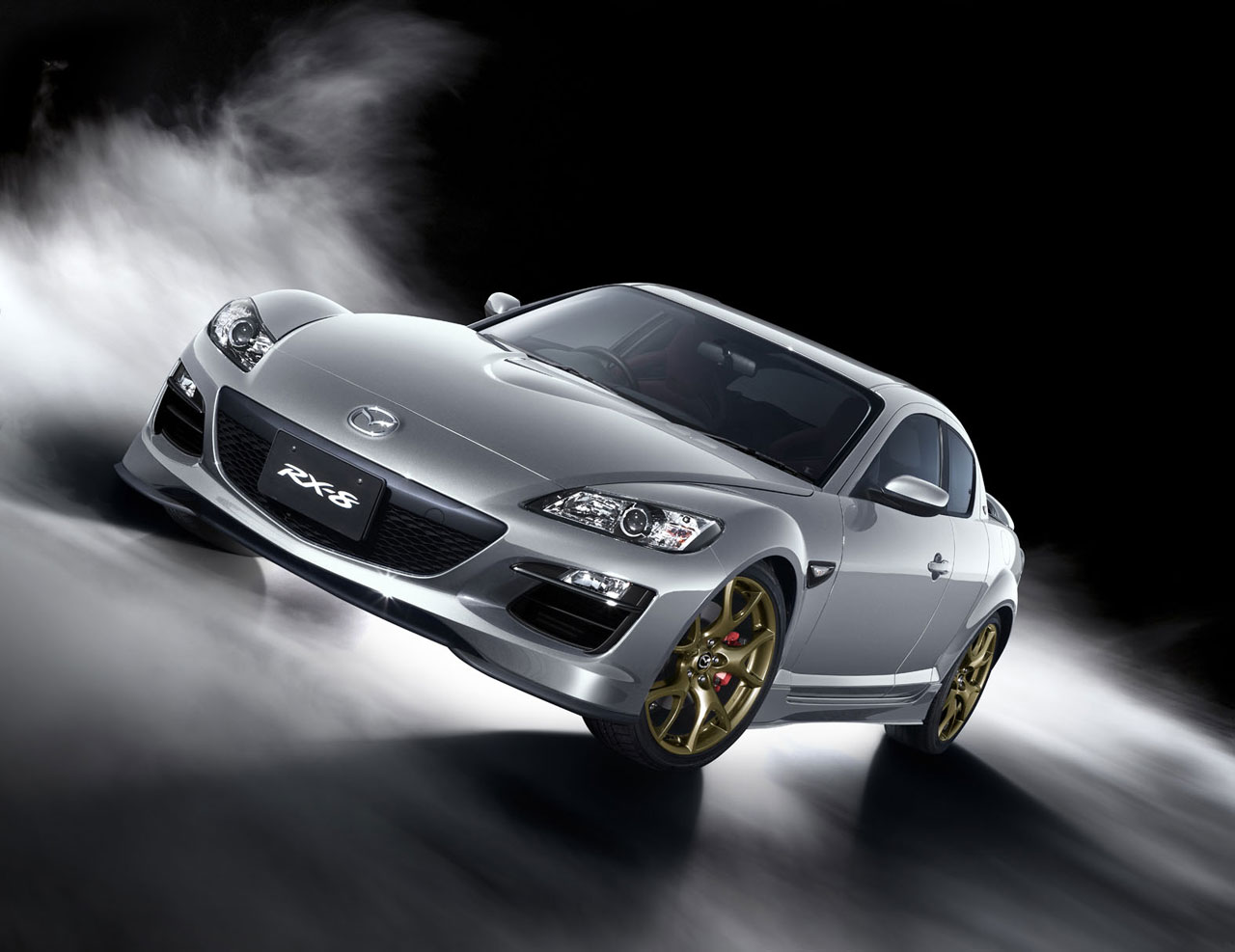 Good 02 Mazda Rx 8 Spirit R