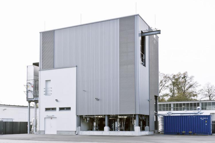 Neues Audi e-fuels Projekt:  e-diesel aus Luft, Wasser und Oekostrom