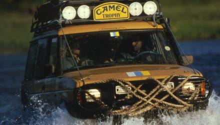 Camel-Trophy Land Rover
