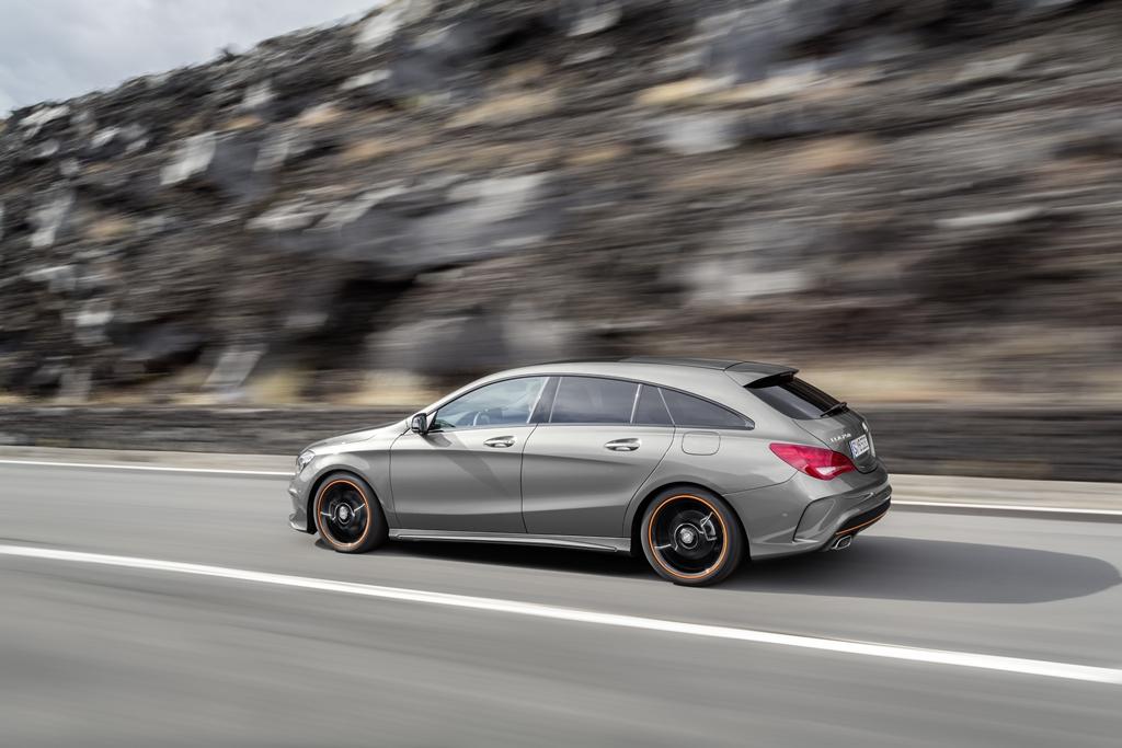 Mercedes Cla Shooting Brake Ja Tem Precos Para Portugal
