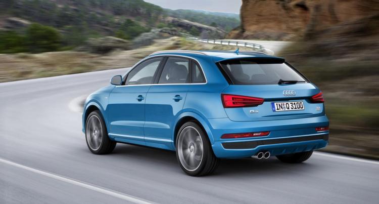 Novo Audi Q3 13