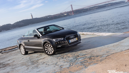 Audi A3 Cabriolet 1.6 TDI