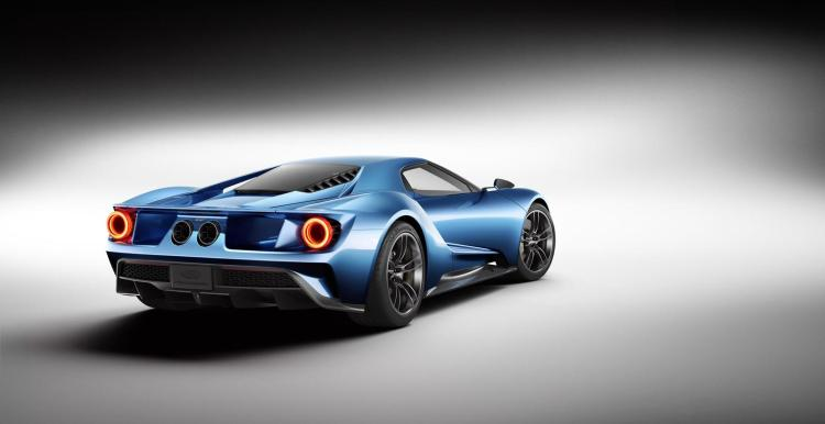 FORD GT 40 2016 10