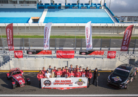 Kia Racing Opportunity