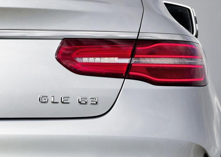 Mercedes GLE63 AMG 8